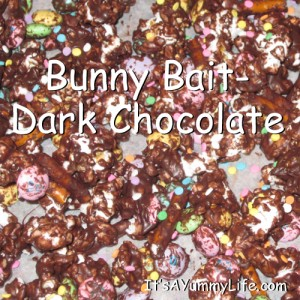 bunny bait chocolate