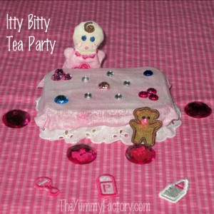 Itty Bitty Tea Party