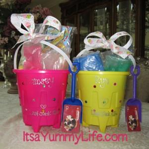 Beach Bucket gift