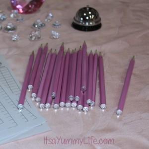 Bling Pencils